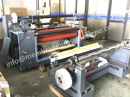 Universal slitting machines