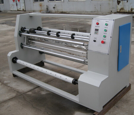 Automatic PVC Film slitting machine