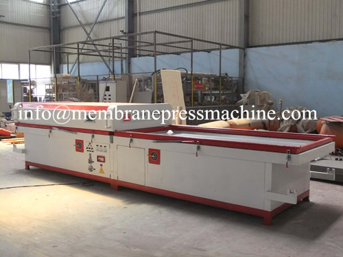 vacuum membrane press machine turkey